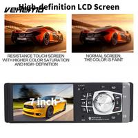 Video Player AUX Input Portable Car MP5 Player Vehicles Durable Handsfree