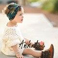 Navidad 2016 de los Bebés de Punto Hallow Out Punto de Ganchillo Suéteres Niños Niñas Bebés Princesa Pullover Jumper Tops