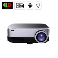 PowerFul HD Projector Android 6.0 LCD LED Projector 1080P Projector 4K 3D Home Projector Theatre Cinema Movie Beamer Proyector