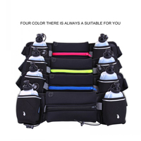 Walking Running Waist Sports Bags For IPhone 5s 6s 7 plus 4-6