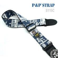 acoustic guitar belt , electric guitar straps Individual rock guitar strap color bakelite dual-purpose cowboy Guitar Strap
