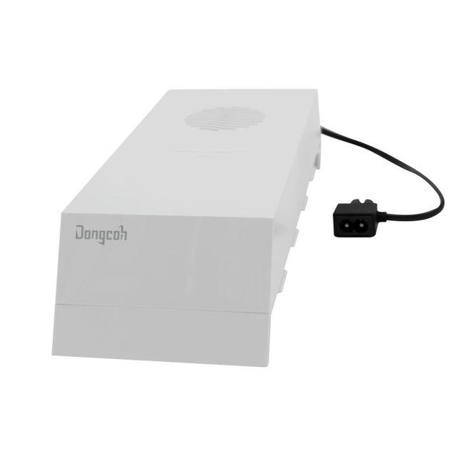 PS4 atualização de disco rígido recinto-DongCoh Bar Jogo para Play Station 4, 3.5 Polegada (Branco)