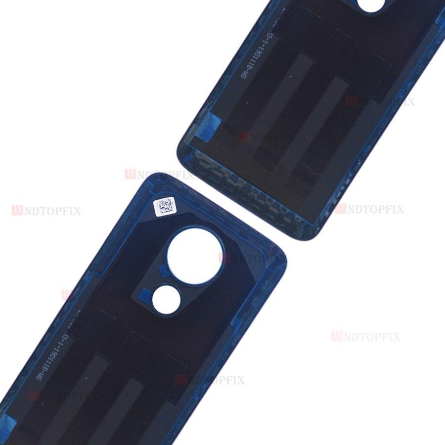 Moto G7 Power/G7 Plus Back Battery Cover