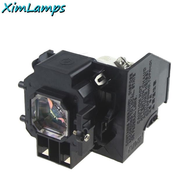 Reemplazo compatible proyector lámpara del bulbo lámparas xim np15lp para nec m260x m260w m271w m260xs m230x m271x m300x m311x