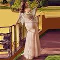 Free Shipping Bridal Accessories Amazing Wedding Bolero Jackets With Beaded Brilliant Bolero For dress Bridal Wrap High Quality