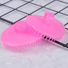 1 шт., шампунь для мытья головы, щетка для волос, мягкие массажные щетки, инструмент для ухода за здоровыми волосами