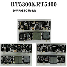 Rt5400 rt5300 rt5300b rt5400b poe 모듈 30 w 5 v/12 v/24 v