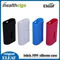 100% Original Funda de Silicona Suave Caso para iStick Eleaf iStick 50 W 50 W para 4 Colores istick 50 W cubierta