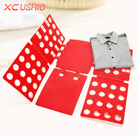 Creative Portable Adjustable Folding Clothes Board Clothes Laundry Shirt Fast Speed Fold Board For Adult Children