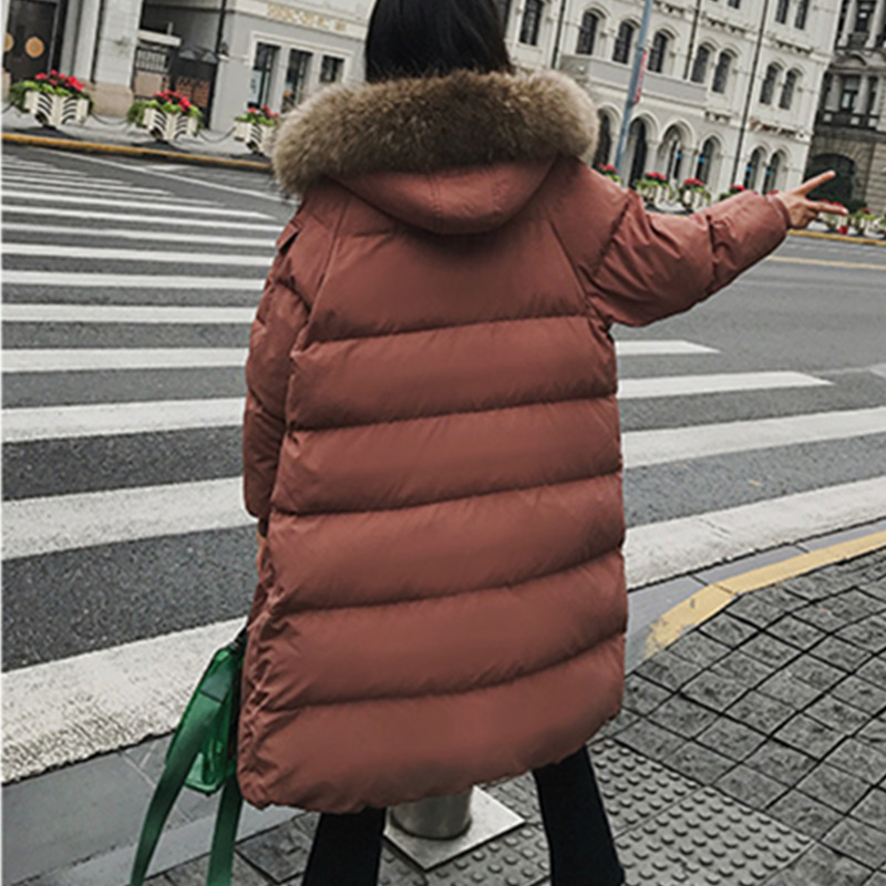 Loose La Femmes Black Chaqueta De Rembourré Plus Mujer Hiver Color 2018 Mode Parkas Col P12 Veste Fourrure caramel Taille light Femelle Outwear Coton Épaissir Green Fit xqpxT7IFnw