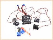 Ar12120 12ch 2.4 ghz receptor con 4 unidades remoto satélites SPMAR12120 para plano de aire RX