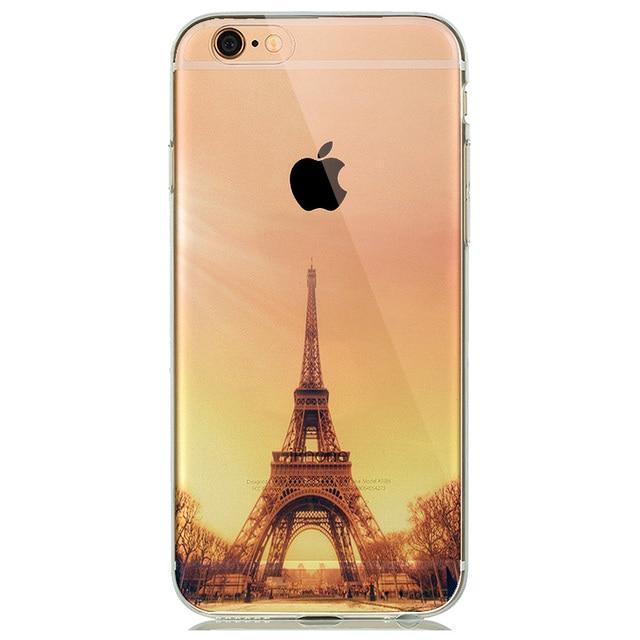 Case Iphone 5/5s 6/6s Landscape różne wzory