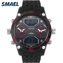 Three Movement Casual Watches Men Luxury Top Brand Designer IP Alloy Digital Quartz Watch Fashion Big