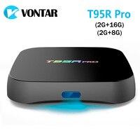 VONTAR T95R PRO 2GB 16GB Amlogic S912 Octa Core Andorid 6 0 TV BOX 2 4G