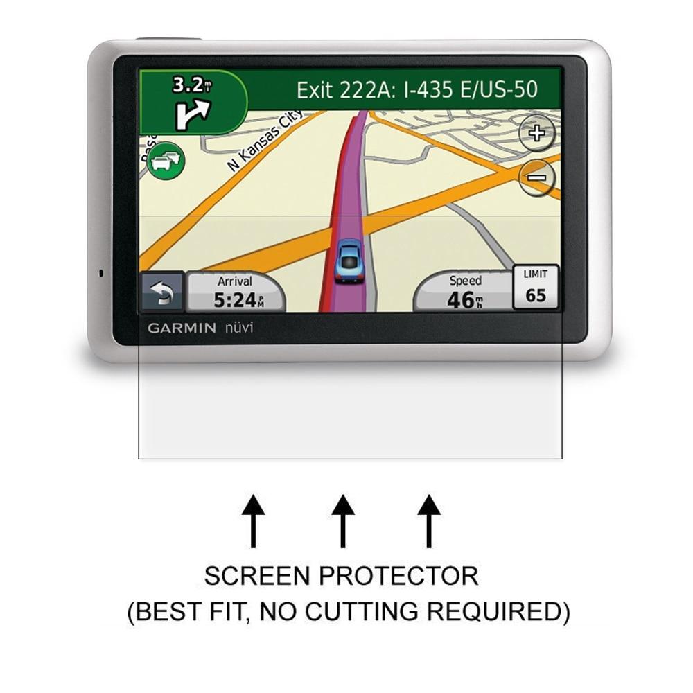 3x Anti-Scratch Clear LCD Screen Protector Shield Film για Garmin - Ανταλλακτικά και αξεσουάρ κινητών τηλεφώνων - Φωτογραφία 2