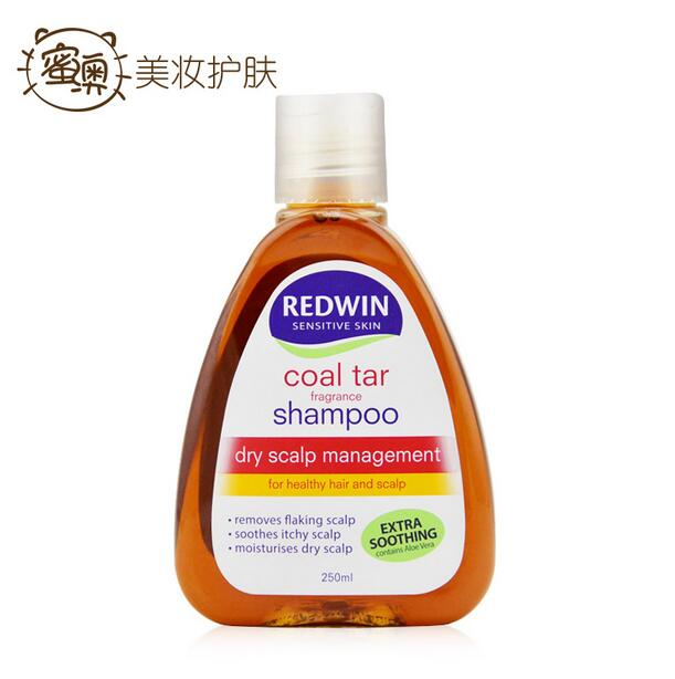2017 new redwin coal tar shampoo soothe flaking scalp and restore and maintain healthy clean. Black Bedroom Furniture Sets. Home Design Ideas