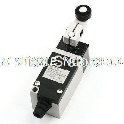 1NO 1NC SPDT Rotary Roller Lever Actuator Enclosed Limit Switch HL-5000 10 pcs ac 125v 1a spdt 1no 1nc long hinge lever micro switch