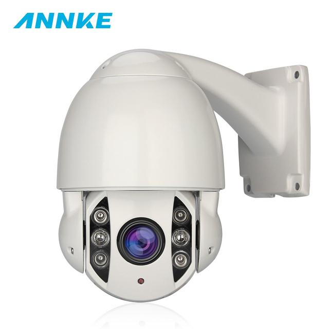 US $239 83 |ANNKE HD 2MP 1080P 5 9 59mm 10X Zoom High Speed Security IP  Camera 200ft IR Night Vision-in Surveillance Cameras from Security &