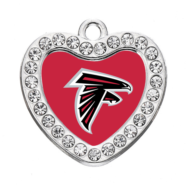 Atlanta Falcons CHARM JEWELRY-in Charms from Jewelry   Accessories ... 036c673143dc