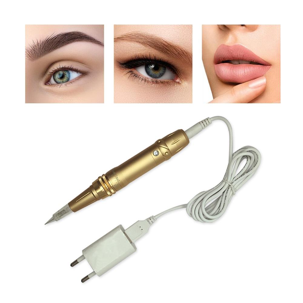 Pinkiou High grade Speed Rotary Tattoo Machine Pen For Permanent Makeup Tattoo Apparatus Tool maquina de