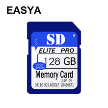 EASYA SD Card Mini Memory Card 2GB/4GB/8GB/16GB/32GB/64GB/128GB Micro USB Flash Card Class 4-10 For Digital Camera Card Use