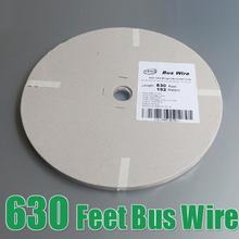 Hot Sale 192Meters 630Feet Roll 5 0x0 2mm solar bus bar wire for PV Ribbon Tabbing