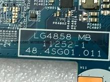 Kefu 100% обещали WOKRING 48.4SG01.011 LG4858 11252-1 ноутбук материнская плата для Lenovo Ideapad G580 GT610M 1 Гб