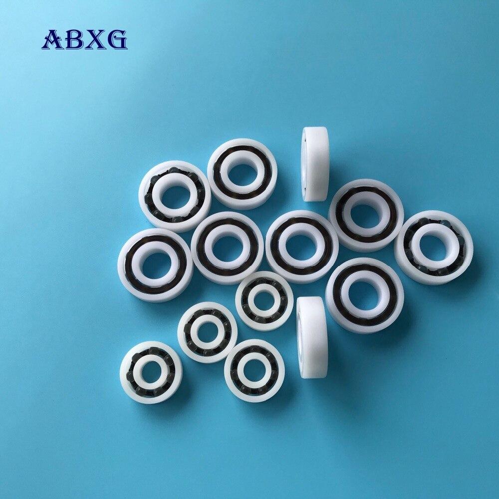 S687C-2OS ABEC-7 440c Stainless Steel CERAMIC Ball Bearings 7x14x5 mm 5 PCS