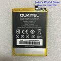 100% Оригинальный Oukitel U20 Plus аккумулятор высокой емкости 3300 мАч запасная батарея для смартфона Oukitel U20 Plus