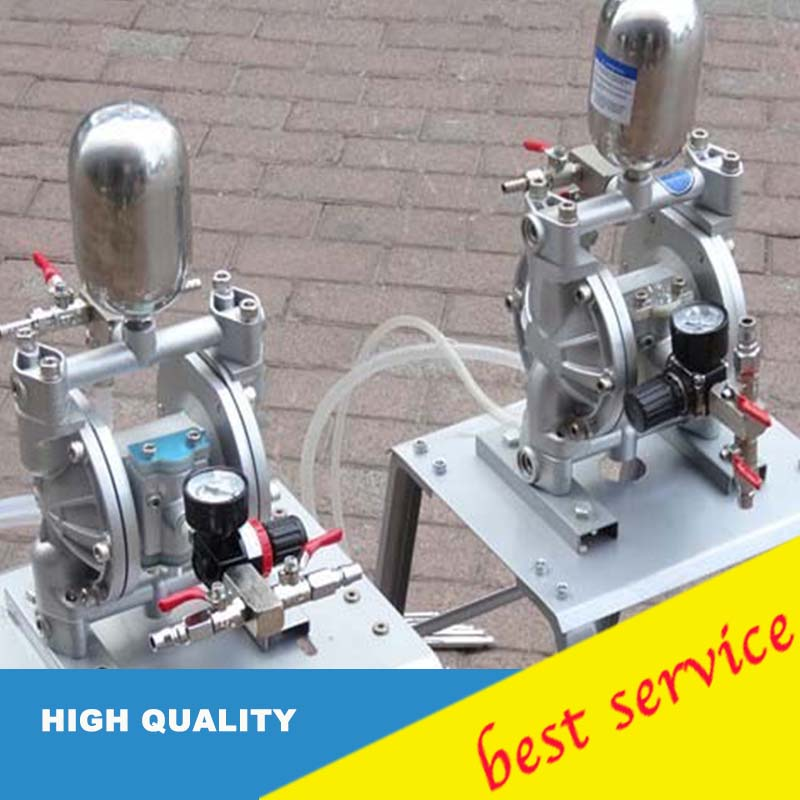 High Quality Mini Double Way Pneumatic Ink Diaphragm Pump ink and solvent circulation pneumatic one way diaphragm pump bml 5