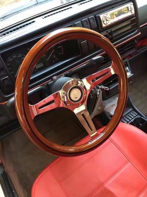 Cheap High Quality 350mm 35cm 14inch Wood Phoebe Steering Wheel