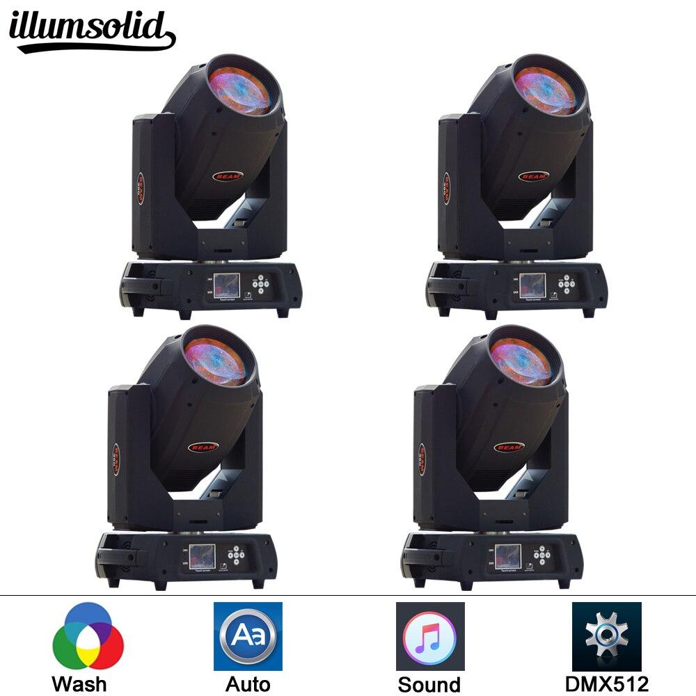 4pcs/lot High quality  beam 350w sharpy 17r moving head light for DJ light4pcs/lot High quality  beam 350w sharpy 17r moving head light for DJ light