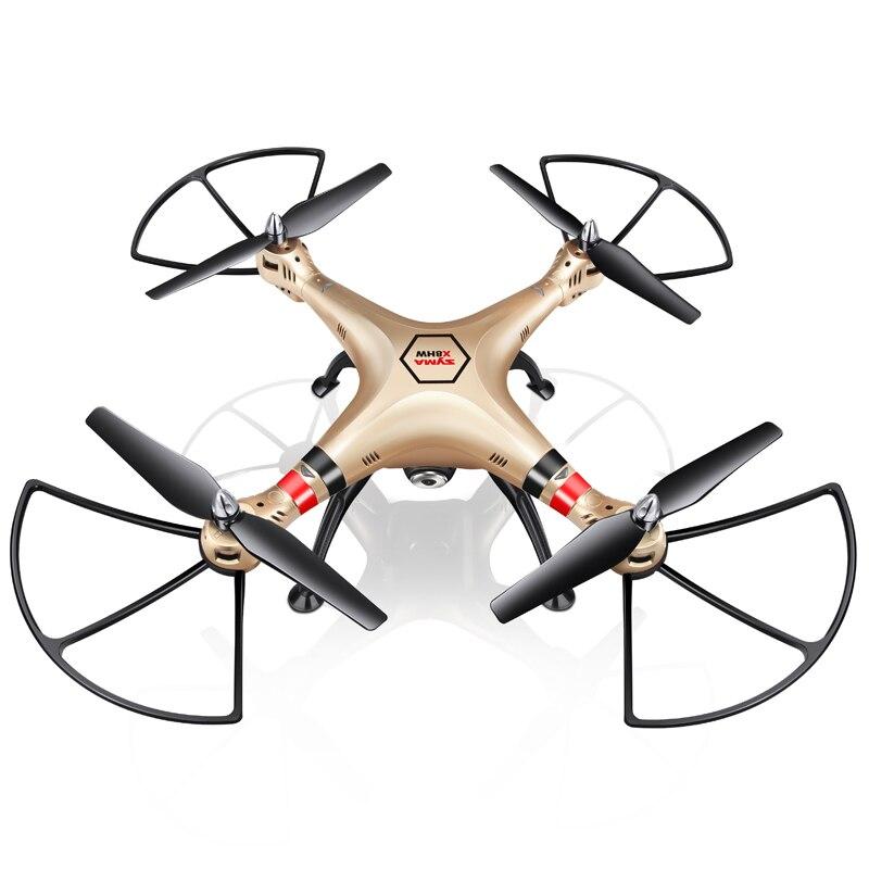 SYMA professionnel aéronef sans pilote (UAV) X8HG X8HW X8HC 2.4G 4CH RC hélicoptère Drones 1080 P 8MP HD caméra quadrirotor (SYMA X8C/X8W/X8G mise à niveau) - 5