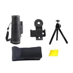 Image 5 - 40x lente do telefone de vidro óptico zoom telescópio telefoto lentes do telefone móvel lente da câmera para iphone samsung ios android smartphones