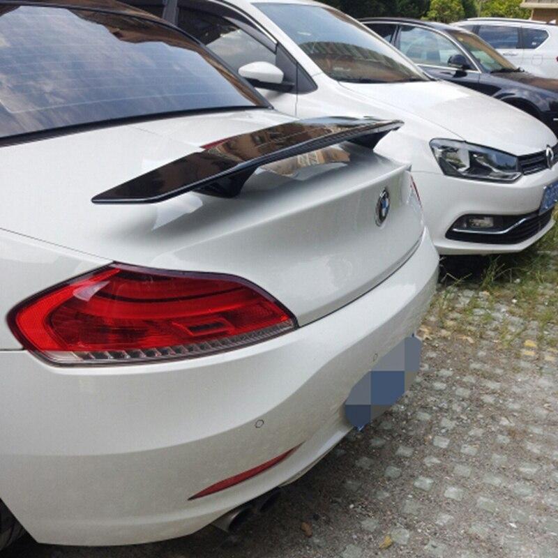For BMW Z4 E89 Coupe Car Decoration 18i 20i 23i 28i 30i 35i ABS Plastic Paint Painting Color Rear Trunk Spoiler 2009 2014