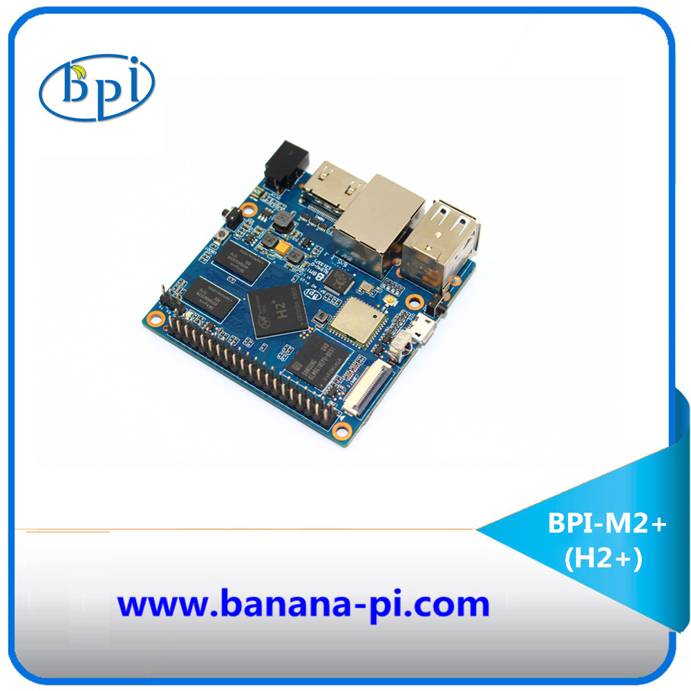 H2+ Quad-Core MiNi A7 SoC  BPI-M2 Plus Banana Pi M2+ development board проц amd soc a