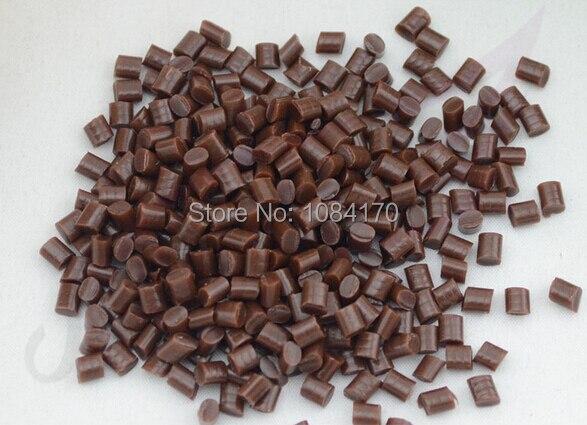 1 Kg/Lot Brown Keratin Glue grains Professional Us...
