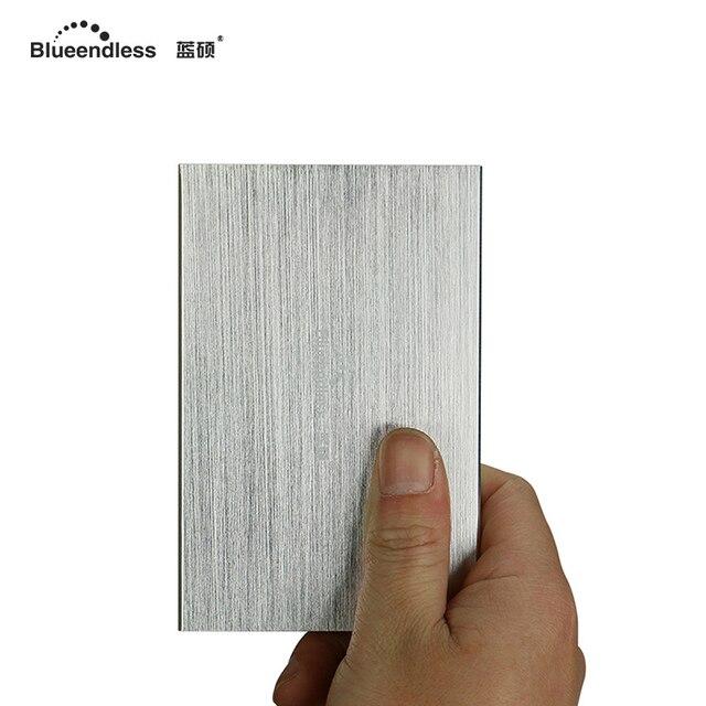Boîtier en aluminium usb 3.0 vers sata 2.5