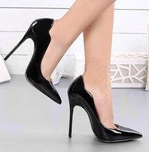 Fashion Women Pumps Womens Shoes High Heels Stilettos Pumps Shoes For Women Sexy Party Wedding Shoes Woman High Heels B-0050