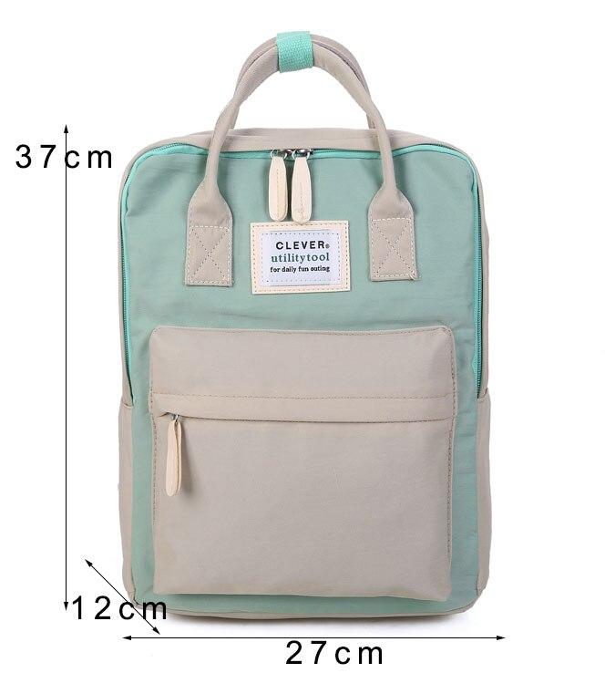 HTB1fdfKfbsrBKNjSZFpq6AXhFXah Multifunction women backpack fashion youth korean style shoulder bag laptop backpack schoolbags for teenager girls boys travel