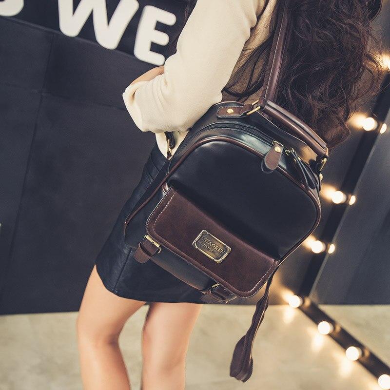 estilo college student schoolbolsa mochilas Capacidade : 36 a 55 Litros