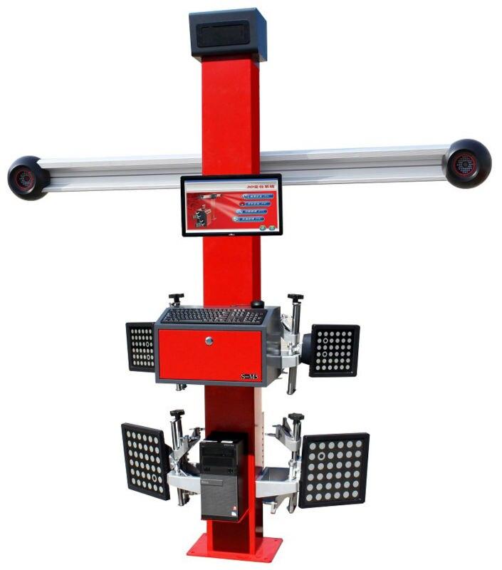 Wheel Alignment Machine >> Us 4580 0 3d Wheel Alignment Machine For Car Aos M5 On Aliexpress Com Alibaba Group