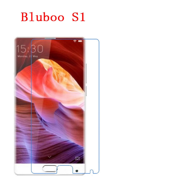 For  Bluboo S1 New functional type  Anti-fall, impact resistance, nano TPU  screen protection film