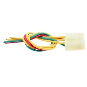 Image 5 - 5 Pin Gleichrichter Gleichrichter Draht Stecker für Honda CB VT CBR 250 400 500 Gleichrichter Teile