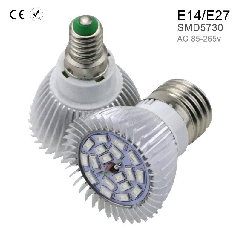 Crescente Lâmpadas levou crescer luzes holofotes espectro Base Tipo : E27/e14