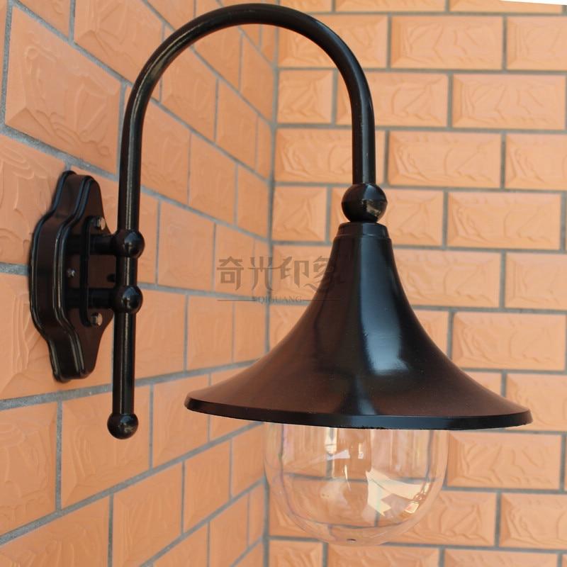 Waterproof Lamp Font B Outdoor