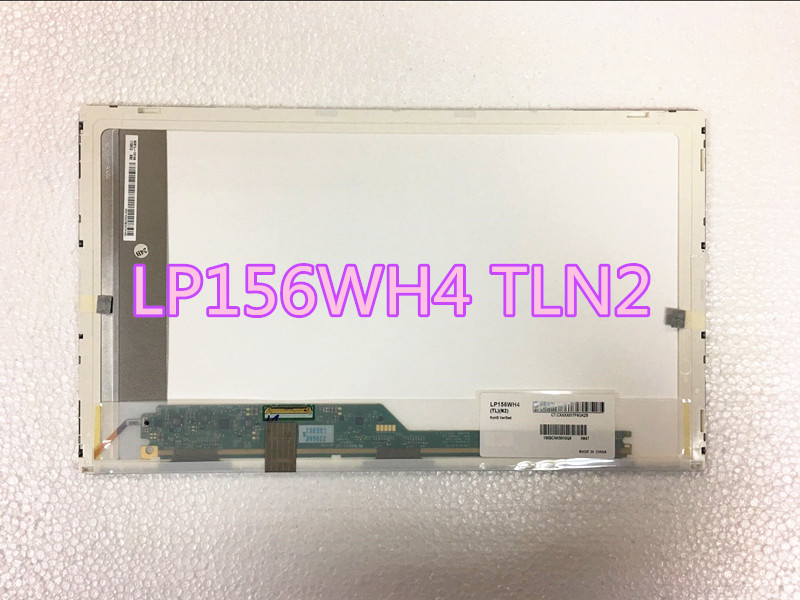 15.6 LED Laptop LCD screen panel B156XW02 N156BGE-L21 N156B6-L0B LP156WH4 TLN1/N2 LTN156AT02 LP156WH2 LTN156AT05 LTN156AT17 for lenovo g550 g555 g560 g570 g575 z565 l512 15 6led lp156wh4 lp156wh2 ltn156at02 ltn156at24 ltn156at32 n156b6 l0b n156bge l21