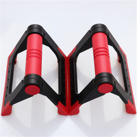 Push Up Workout Bars Grips Sports Fitness Equipment Handles Chest Body Building Rack Gym Muscular Training Push up Bar Exercise