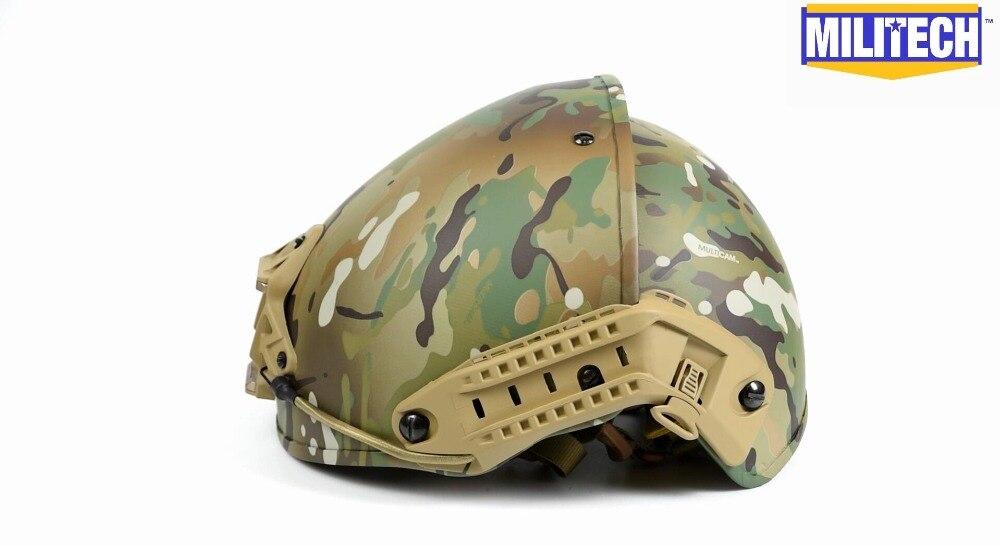 Commercial Video--Militech Airframe MC H-Nape Liner Helmet Commercial Video