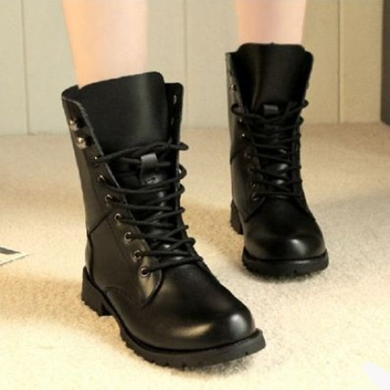Online Buy Wholesale women's black winter boots from China ...